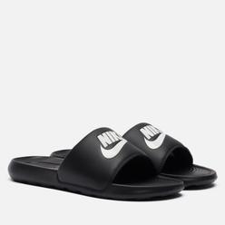 Сланцы Nike Victori One Black/White/Black