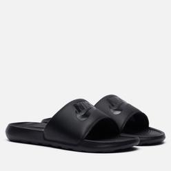 Мужские сланцы Nike Victori One Black/Black/Black