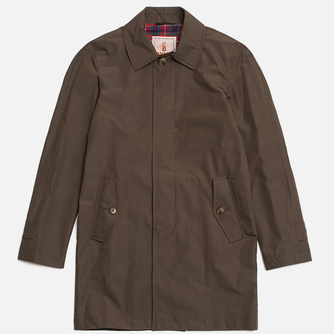 Пальто Baracuta G10 Original Brown