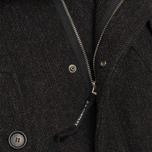 Пальто C.P. Company Shetland Bonded Fishtail Parka Brown фото- 2