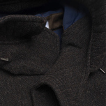 Пальто C.P. Company Shetland Bonded Fishtail Parka Brown фото- 3