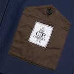 Пальто C.P. Company Shetland Bonded Fishtail Parka Brown фото- 7