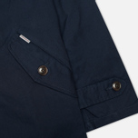 Мужской плащ Carhartt WIP Martin Twill Duke Blue/Black Rigid фото- 3