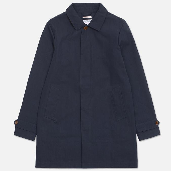 Пальто Gant Rugger Laminated Navy