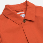 Gant Rugger Laminated Men`s Coat Paprika photo- 1