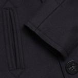 Мужское пальто Gloverall Big Button Reefer Navy фото- 3