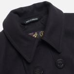 Мужское пальто Gloverall Big Button Reefer Navy фото- 1