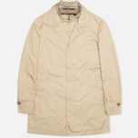 Мужской плащ Hackett City Mac British Khaki фото- 0