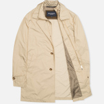 Мужской плащ Hackett City Mac British Khaki фото- 1