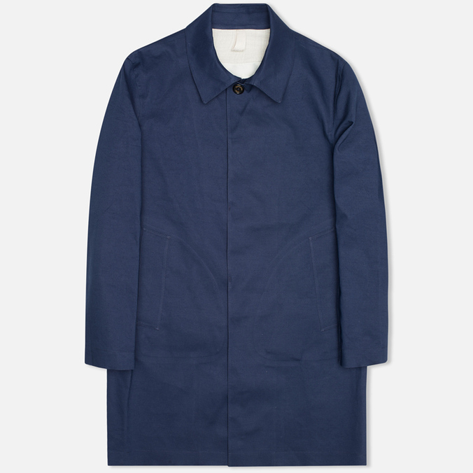 Hancock Article 41 Men`s Rain Coat Navy