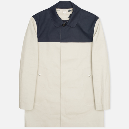 Мужской плащ Hancock Article 50 Rain Beige/Navy