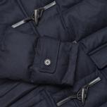 Мужское пальто Mackintosh Baddoch Navy фото- 3