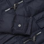 Mackintosh Baddoch Coat Navy photo- 3