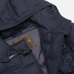 Мужское пальто Mackintosh Baddoch Navy фото- 2