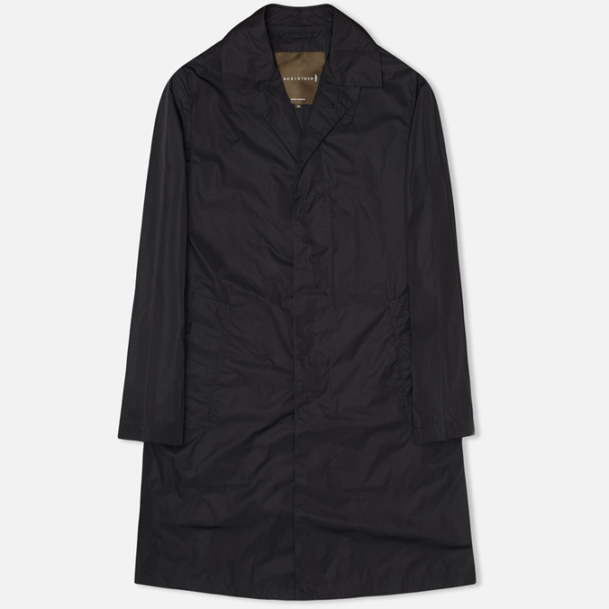 Мужской плащ Mackintosh Dunkeld Black