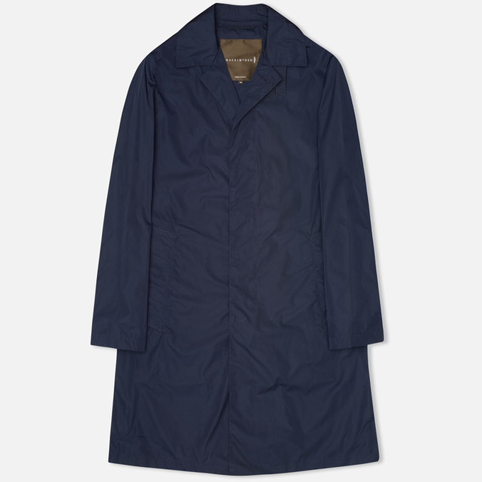 Мужской плащ Mackintosh Dunkeld Navy