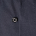 Mackintosh Dunoon Hood Winter Coat Navy photo- 8