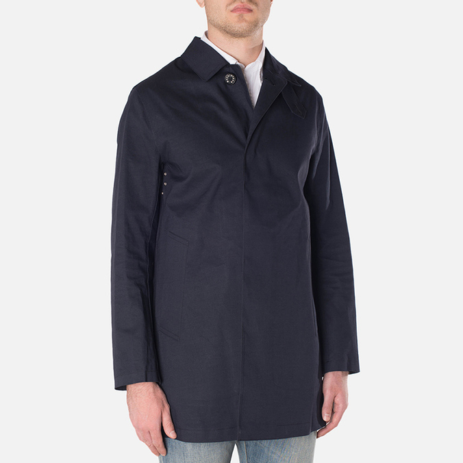 Пальто Mackintosh Dunoon Navy
