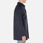Пальто Mackintosh Dunoon Navy фото- 1