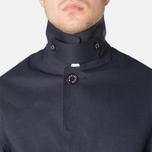 Пальто Mackintosh Dunoon Navy фото- 8