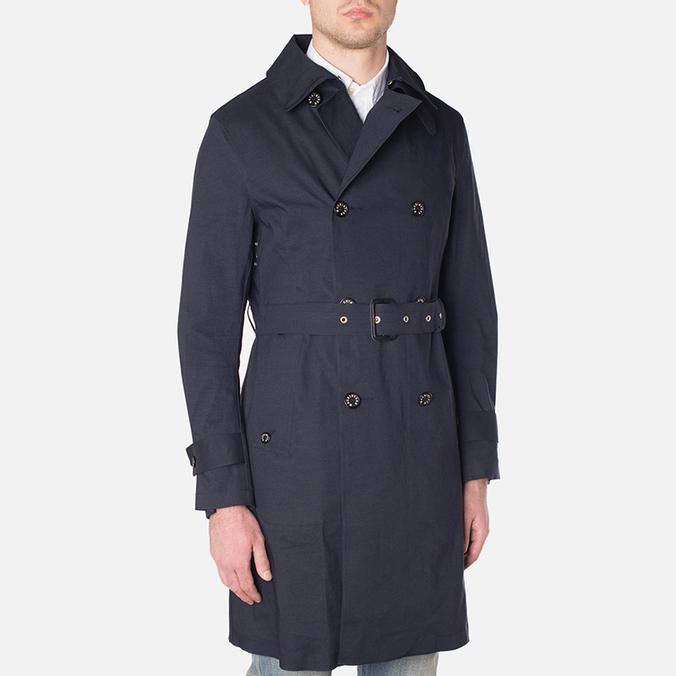 Пальто Mackintosh Monkton Winter Navy