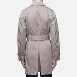 Пальто Ten C Short Trench Tan фото- 4