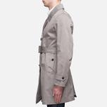 Пальто Ten C Short Trench Tan фото- 2