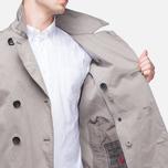 Пальто Ten C Short Trench Tan фото- 8