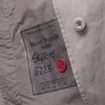 Пальто Ten C Short Trench Tan фото- 9