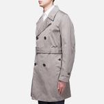 Пальто Ten C Short Trench Tan фото- 1