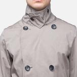 Пальто Ten C Short Trench Tan фото- 5