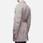 Пальто Ten C Short Trench Tan фото- 3