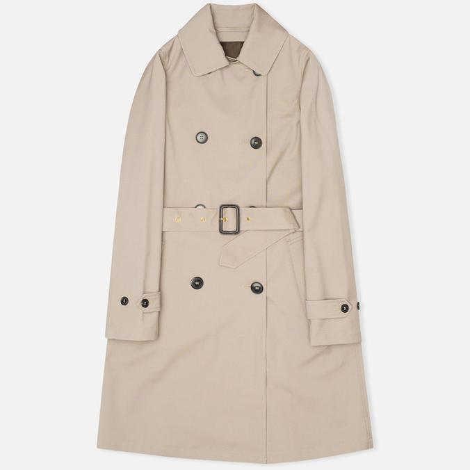 Mackintosh Queensferry Women's Trench Coat Beige
