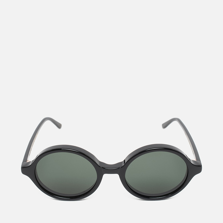 Han Kjobenhavn Doc Sunglasses Black