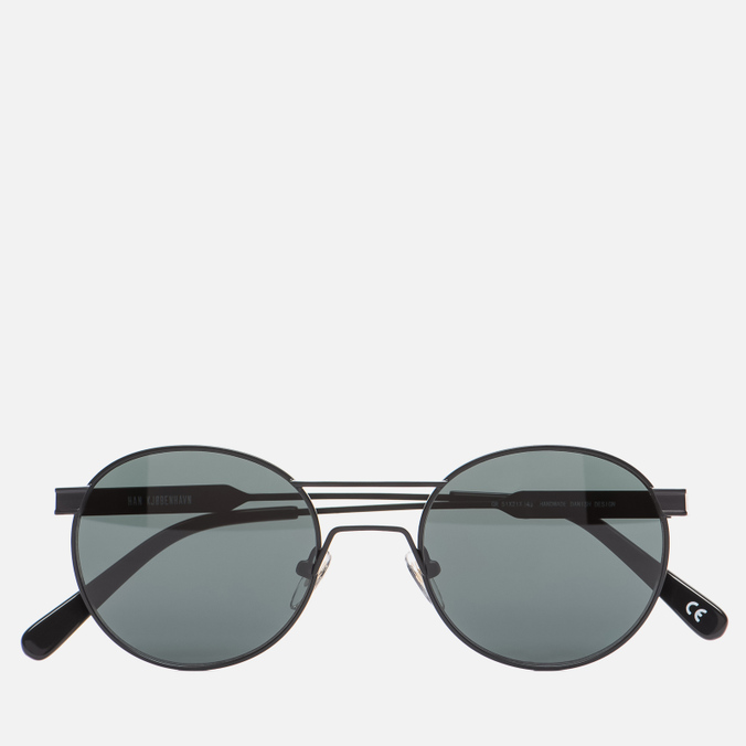 Солнцезащитные очки Han Kjobenhavn Green Matt Black