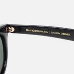 Солнцезащитные очки Han Kjobenhavn Paul Senior Black фото- 2