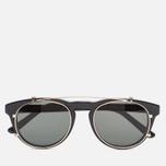 Солнцезащитные очки Han Kjobenhavn Timeless Clip-On Black фото- 0