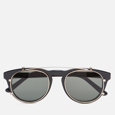 Солнцезащитные очки Han Kjobenhavn Timeless Clip-On Black