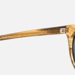 Солнцезащитные очки Han Kjobenhavn Timeless Horn фото- 3