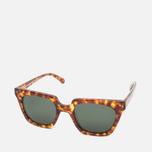 Солнцезащитные очки Han Kjobenhavn Union Amber фото- 1