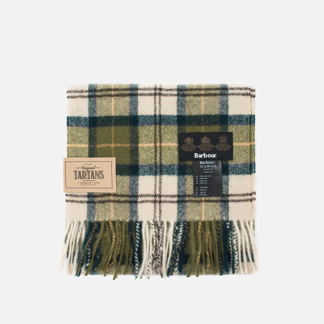 Шарф Barbour Tartan Lambswool Ancient