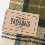 Barbour Tartan Lambswool Scarf Ancient photo- 1