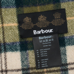Barbour Tartan Lambswool Scarf Ancient photo- 2