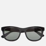 Солнцезащитные очки Han Kjobenhavn Wolfgang Black фото- 0