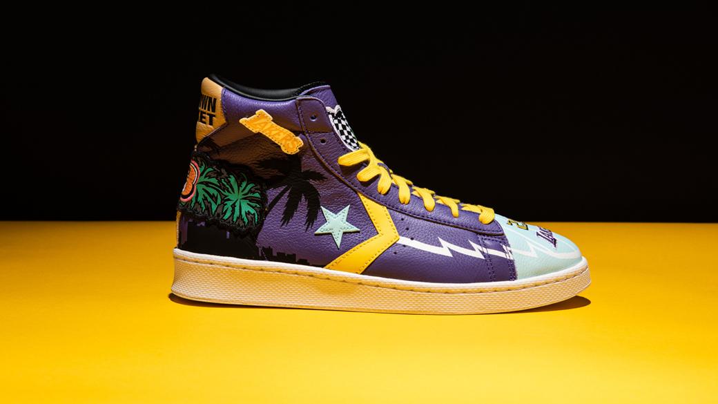 Converse x Chinatown Market: капсульная коллекция NBA