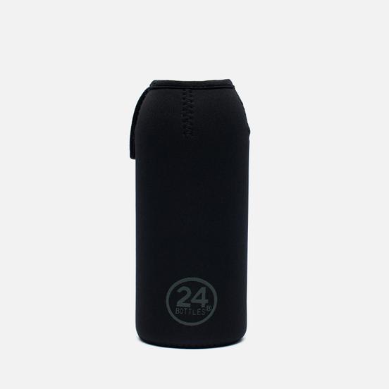Чехол для бутылки 24Bottles Thermal Cover Medium Black