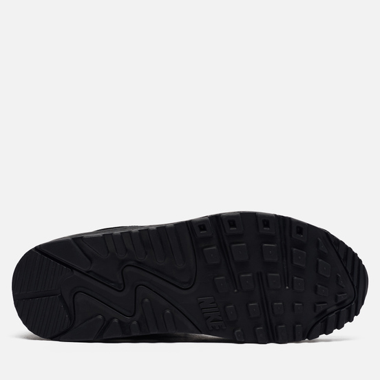 Женские кроссовки Nike Air Max 90 Recraft Black/Black/Black/White