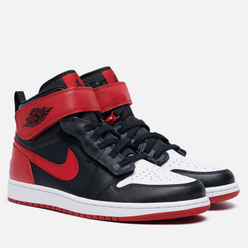 Мужские кроссовки Jordan Air Jordan 1 High Flyease Black/Black/Gym Red/White