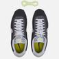Мужские кроссовки Nike Cortez Basic Premium Recycled Canvas Iron Grey/White/Barely Volt фото - 1