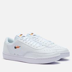 Кроссовки Nike Court Vintage Premium White/Black/Total Orange